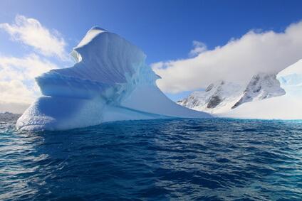 Das innere Spiel beim Coaching ist wie der unsichtbare Teil beim Eisberg
