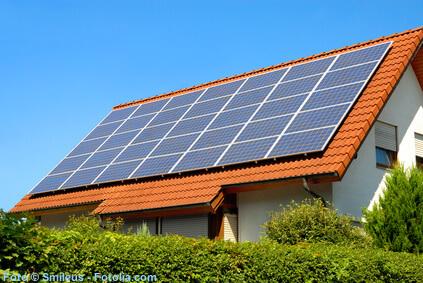 Sonnenenergie mit einer Photovoltaik Anlage nutzen