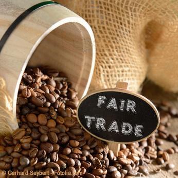 Bio und Fairtrade Kaffee