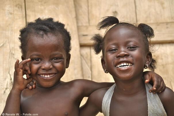 Patenschaft - zum Beispiel in Afrika - Hilfe zur Selbsthilfe