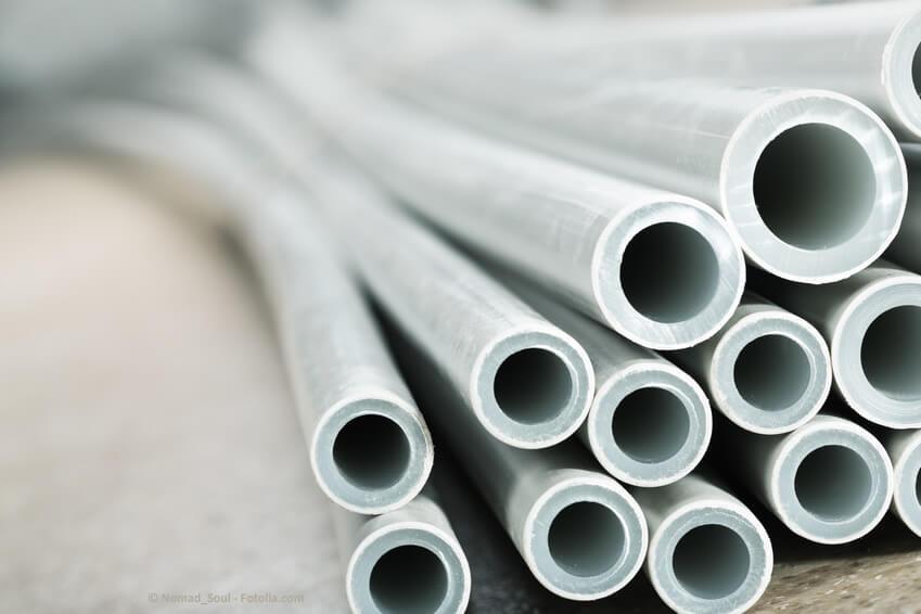 Kunststoff eignet sich für viele Endprodukte.