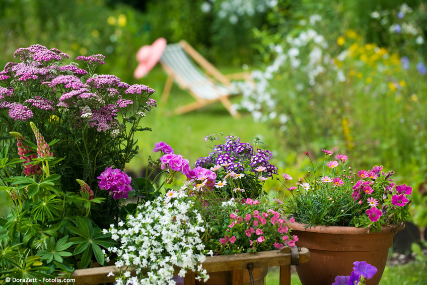 Garten gestalten – da steckt mehr dahinter