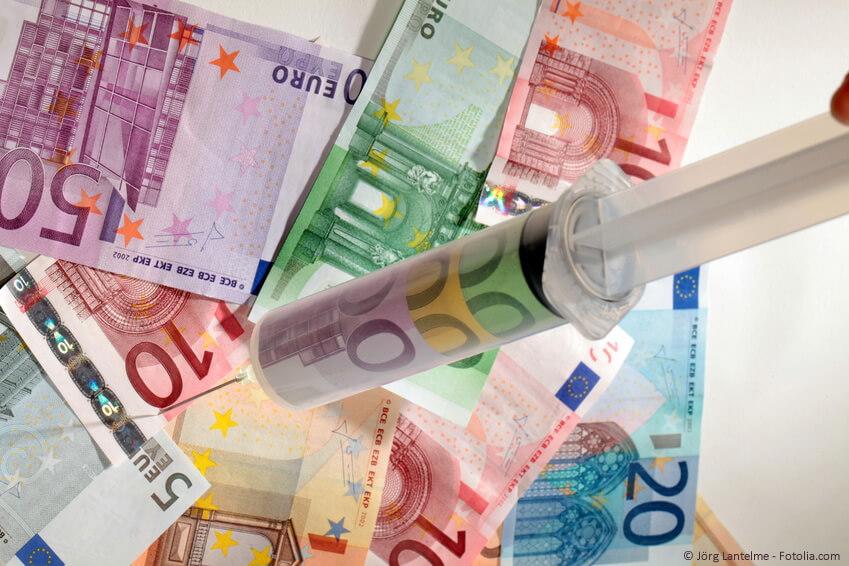 Geld und Geist - Vermögen und der richtige Umgang damit