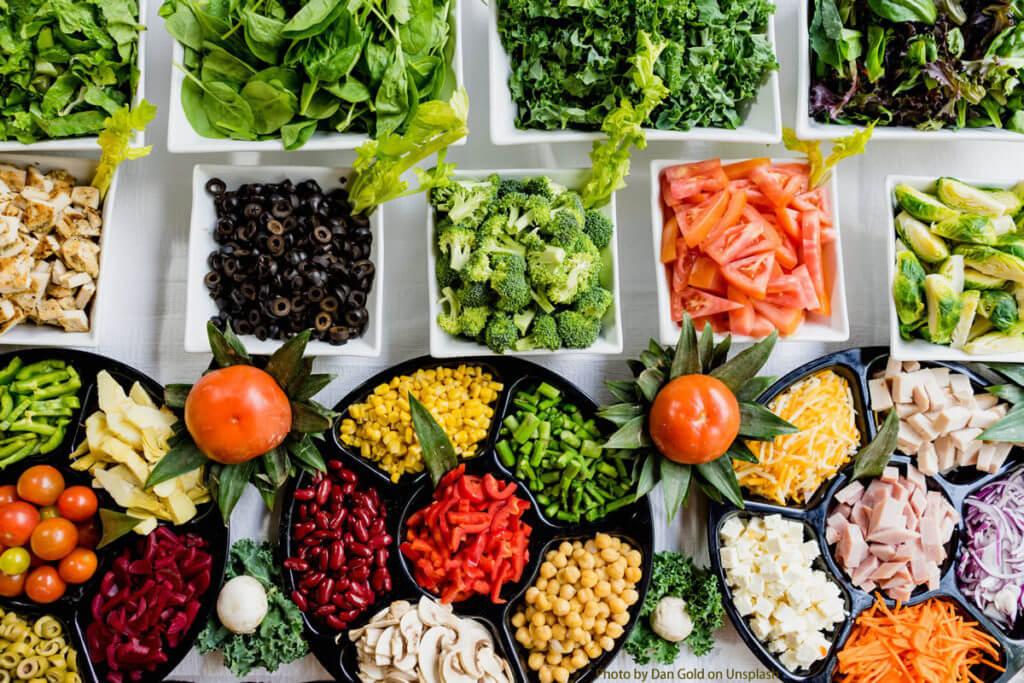 Gesunde Ernährung tut unserer Gesundheit gut