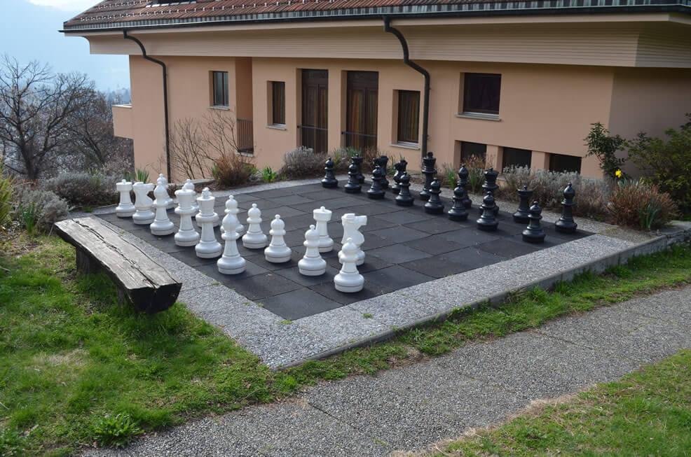 Ferien in der Schweiz: Ferienunterhaltung zum Beispiel im Hotel Paladia, Pura, Tessin
