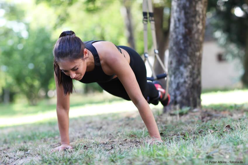 Dauerauftrag Bauchmuskeln trainieren