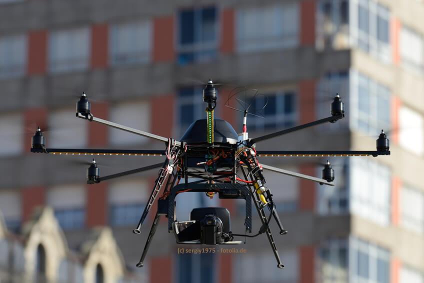 Drohnen: Über die Chancen und Grenzen dieser neuen Möglichkeiten