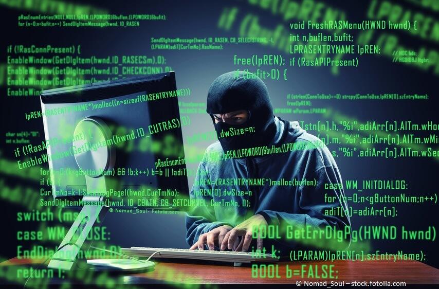 Hacker an der Arbeit - IT-Sicherheit wird zur Pflicht