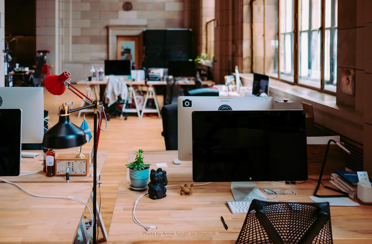 Büro einrichten - online oder / und mit kompetenter Beratung?