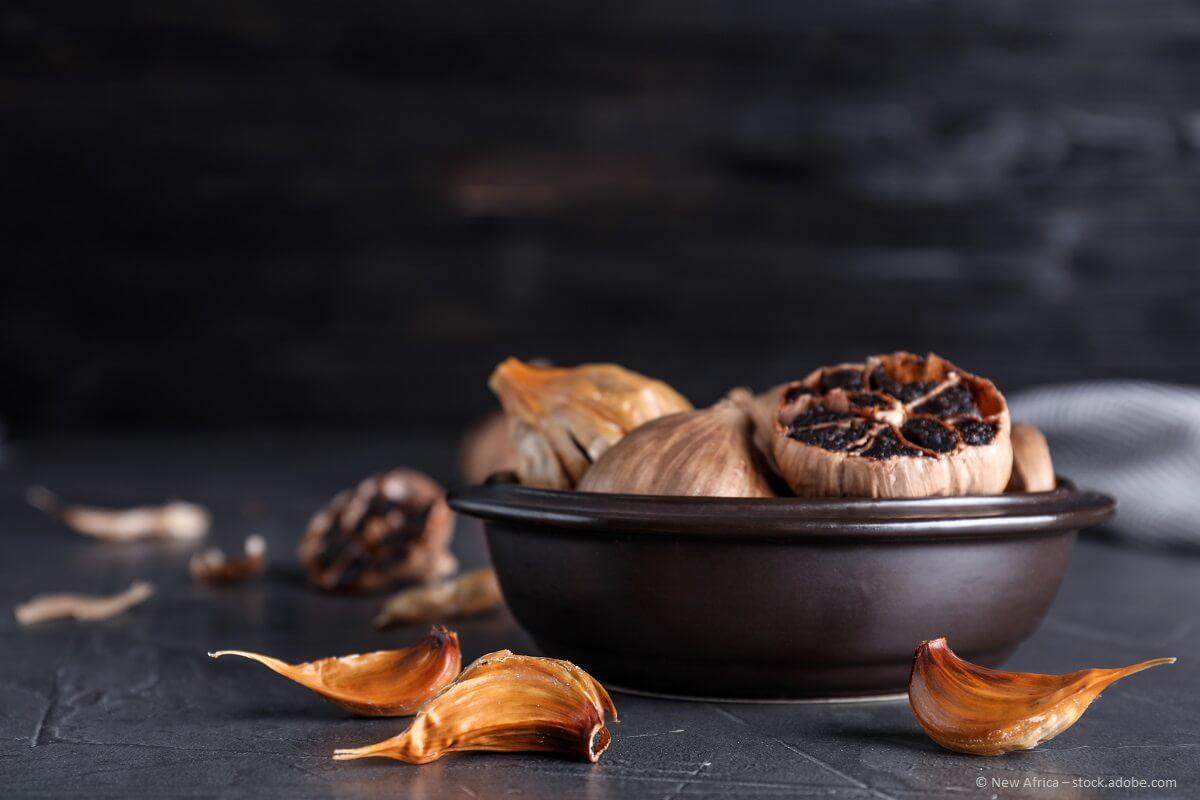 Schwarzer Knoblauch: Nahrungsergänzung für Herz und Hirn